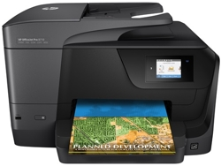 Impresora Multifunción HP OfficeJet Pro 8719 + 5 meses del Plan HP Instant Ink Incluido