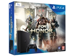 Consola PS4 1TB + For Honor