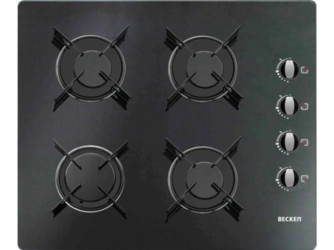 Placa de cristal gas becken mcghs60 q403gfe worten - Placa cocina gas ...