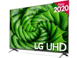 TV LG 65UN80006 (LED - 65'' - 165 cm - 4K Ultra HD - Smart TV) — TV & Series Streaming - Casual Gaming