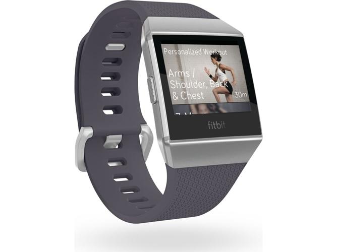 bd39931e4410 Reloj deportivo FITBIT Ionic Bronce (Bluetooth - 10 h de autonomía - Pantalla  táctil - Azul)