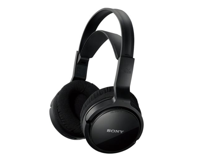 cbf34980f6c Auriculares Bluetooth SONY MDRRF811RK (On ear - Negro)