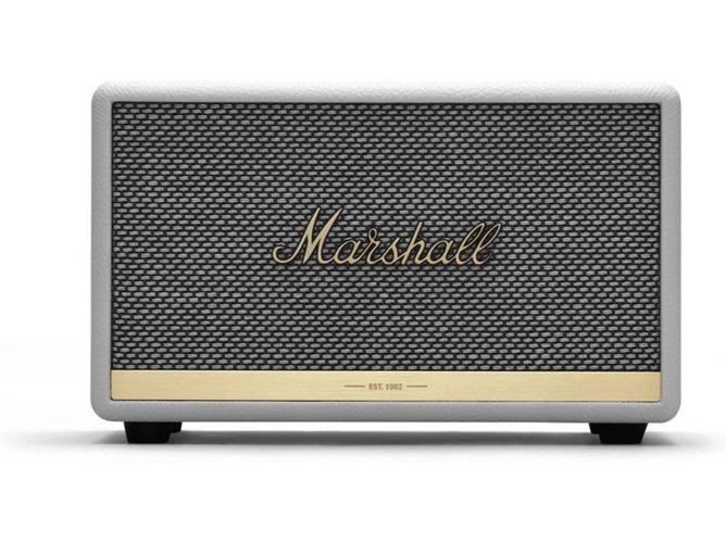 4273d2948 Altavoz Bluetooth MARSHALL Acton II Bluetooth Blanco (Blanco - 60 W -  Alcance: 10