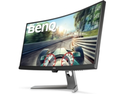 Monitor LED 35'' BENQ EX3501R — LED | Resolución: 3440x1440