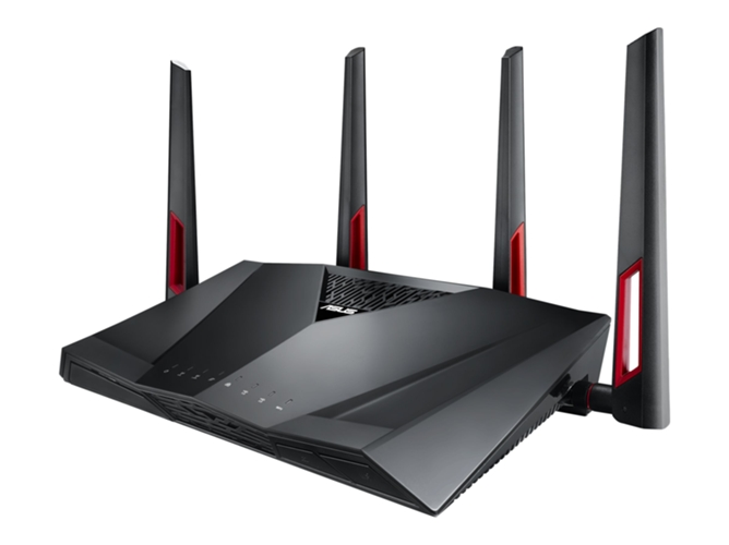 Router inalámbrico ASUS RT-AC88U — Dual Band | 3100 Mbps