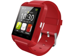 Smartwatch Bluetooth U8  rojo