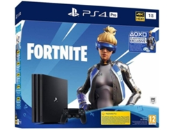 Consola PS4 PRO + Fortnite + Voucher