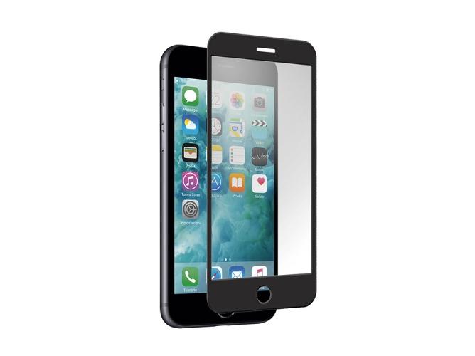 4681c132c15 Protector de pantalla SBS Cristal Templado 3D Iphone 7 Plus Negro ...
