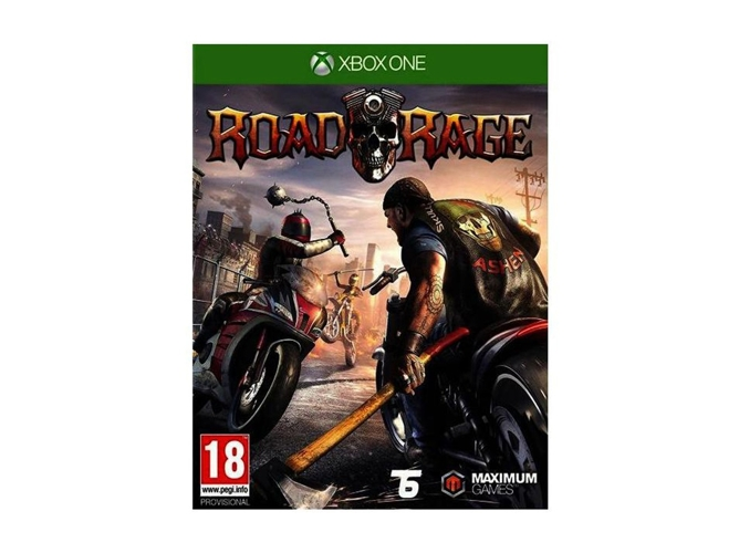Juego Xbox One Road Rage