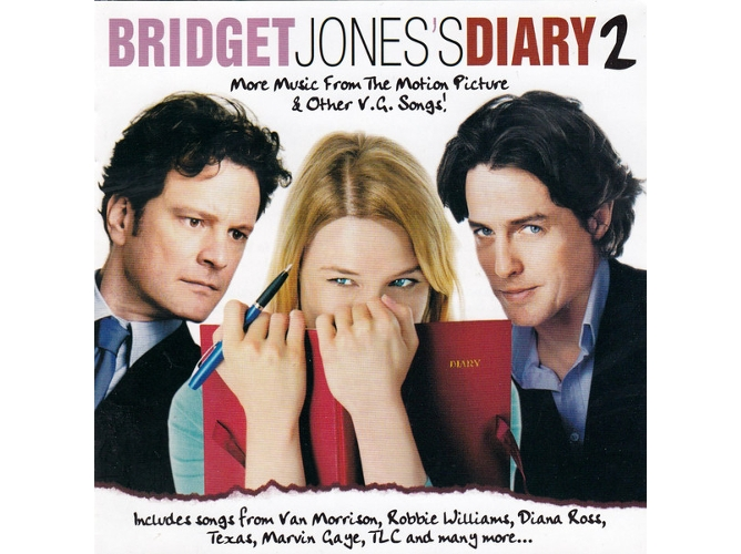 CD Varios - Bridget Jones's Diary 2 (More Music From The Motion Picture & Other V. G. Songs!)