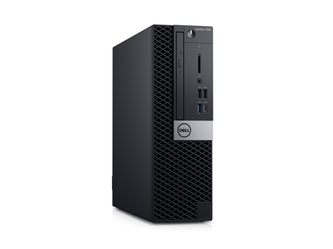 PC Sobremesa DELL Optiplex 7060 5GP6D — Intel® Core™ i7 | RAM: 8 GB | Disco Duro: 1 TB HDD | Windows 10 Pro