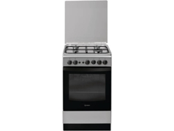 Cocina INDESIT IS5G1PMX — Gas Natural | Horno: 59 L