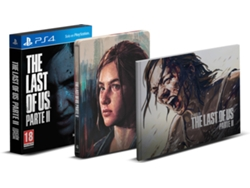 Juego PS4 The Last of Us II (Special Edition - M18)