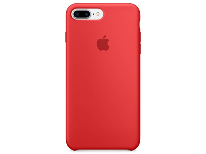 carcasa roja iphone 7 plus