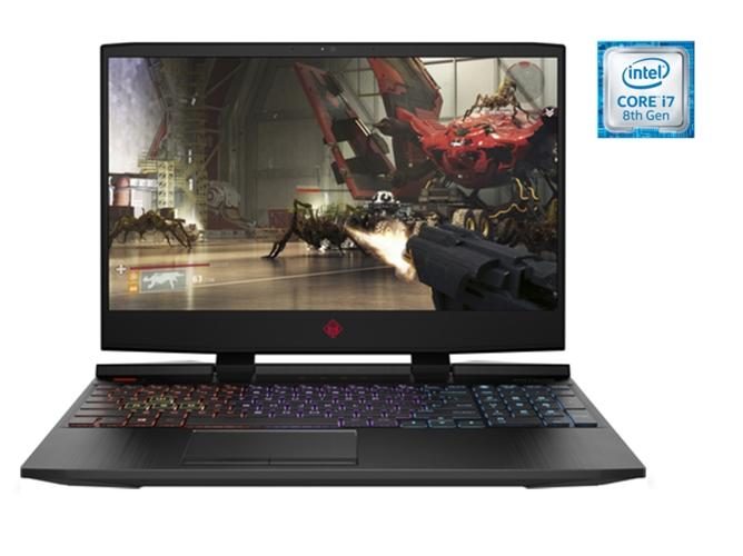 Portátil Gaming 15,6\'\' HP Omen 15-DC0028NS ( i7-8750H, RAM 16GB. 256 ...