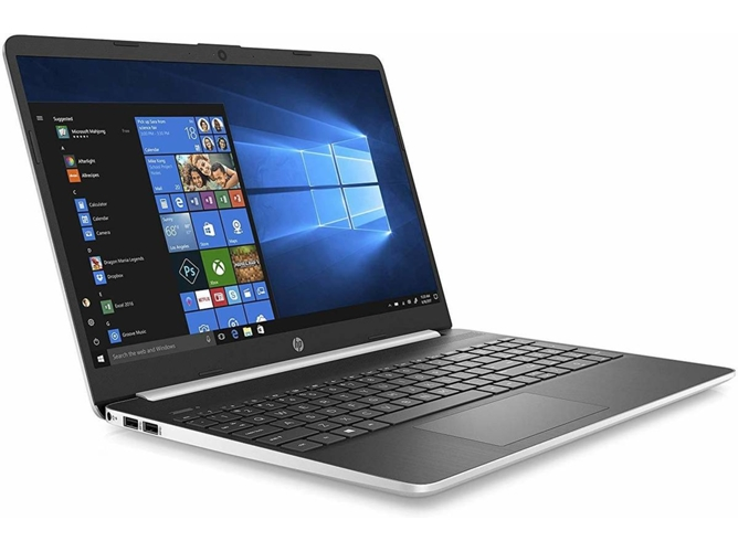 Portátil HP 15S-FQ1022NS (15.6'' - Intel Core i7-1065G7 - RAM: 8 GB - 256 GB SSD PCIe - Intel Iris Plus) — Windows 10 Home