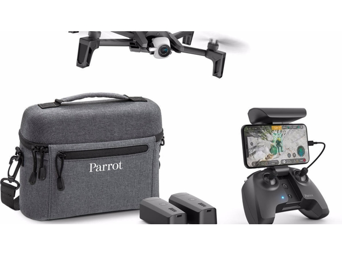 Drone PARROT Anafi 4K Extended — Alcance: 4 km