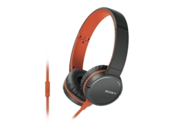 Auriculares SONY Mdr-Zx660ap Naranja