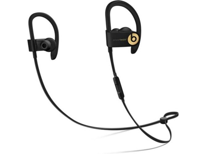 Auriculares Bluetooth BEATS Powerbeats3 (Negro)