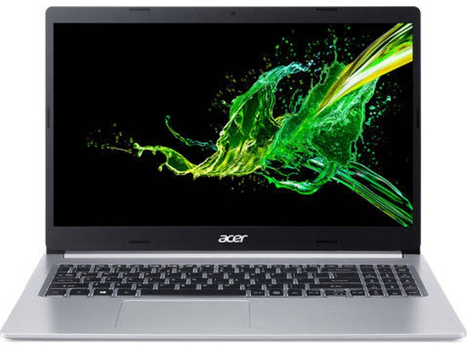 Portátil ACER Aspire 5 A515-54-72TH (15.6'' - Intel Core i7-10510U - RAM: 8 GB - 256 GB SSD - UMA) — Windows 10 Home | FHD