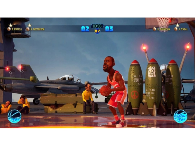 Nintendo Switch NBA 2K Playgrounds 2 — 16 octubre 2018