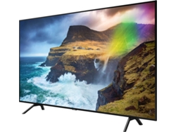 TV SAMSUNG QE55Q70RATXXC (QLED - 55'' - 140 cm- 4K Ultra HD - Smart TV) — Premium Cine - Élite Gaming - Sport