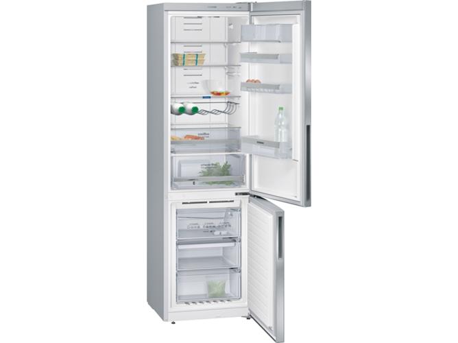 Frigorifico combi no frost siemens kg39nxi33 worten for Siemens einbaukühlschrank mit gefrierfach