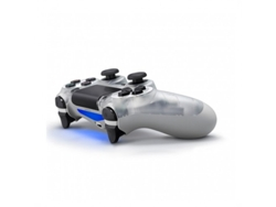 PS4 Dualshock Blanco Cristal — PS4
