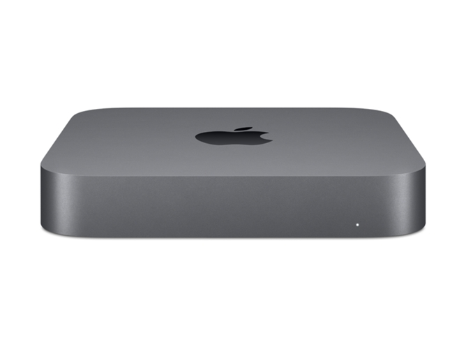 Mac Mini 2018 (Intel Core i7, RAM: 8 GB, Disco duro: 128 GB, Intel UHD 630) Gris espacial
