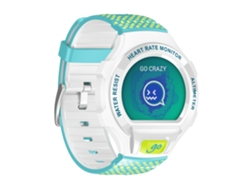 Smartwatch ALCATEL Wave Smart Band GO3 Blanco/Lima