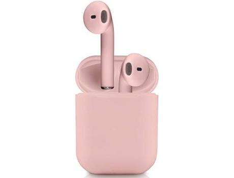 Auriculares Bluetooth True Wireless KLACK InPods 12 (In Ear - Rosa)
