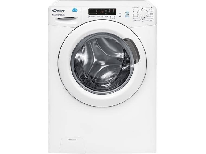 Lavadora CANDY CS 1292D3/P-S (9 kg - 1200 rpm - Blanco)