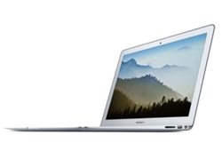 MacBook Air APPLE MQD32 Plata (13.3'' - Intel Core i5 - RAM: 8 GB - 128 GB SSD - Intel HD 6000) — OS Sierra | HD