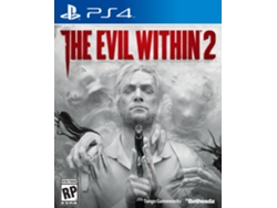 Juego PS4 The Evil Within 2