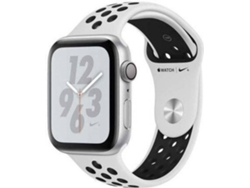 APPLE Watch Nike+ S4 44mm Plateado