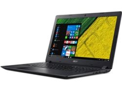 Portátil ACER Aspire 3 A315-53-36UC - NX.H9KEB.002 (15.6'' - Intel Core i3-7020U - RAM: 8 GB - 128 GB SSD - Intel HD 620) — Windows 10 Home