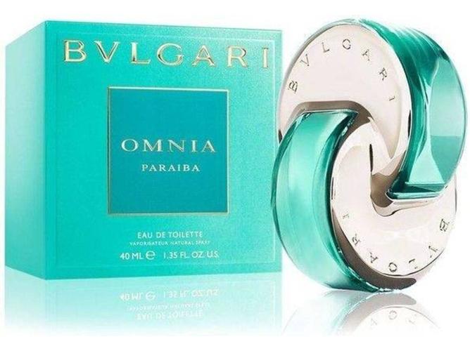 perfume bvlgari omnia paraiba