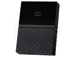 Disco HDD Externo WESTERN DIGITAL My Passport  3 TB  (Negro - 3 TB - USB 3.0) — 2.5'' | 3 TB | USB 3.0