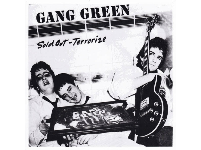 Vinilo Gang Green - Sold Out - Sold Out (1CDs)