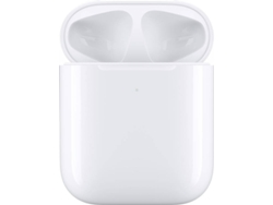 Estuche APPLE de carga inalámbrica para Airpods 2019 blanco