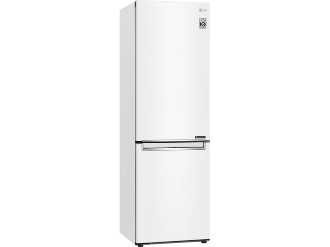 Frigorífico Combi LG GBB61SWJZN (No Frost - 186 cm - 341 L - Blanco) — No Frost | Refr. 234 L Cong. 107 L