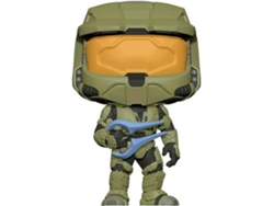 Figura Vinilo FUNKO POP! Halo: Master Chief con Energy Sword