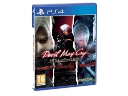 PS4 Devil May Cry Collection HD