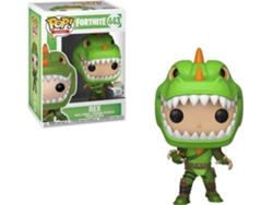Figura FUNKO Pop Games Fortnite S1A Rex