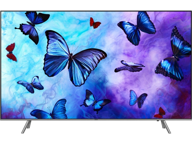TV SAMSUNG QE65Q6FNATXXC (Caja Abierta - QLED - 65'' - 165 cm - 4K Ultra HD - Smart TV)