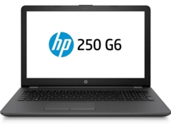 Portátill HP 250 G6 - 3QM21EA (15.6'' - Intel Core i3-7020U - 4 GB RAM - 500 GB HDD - Intel HD 620)