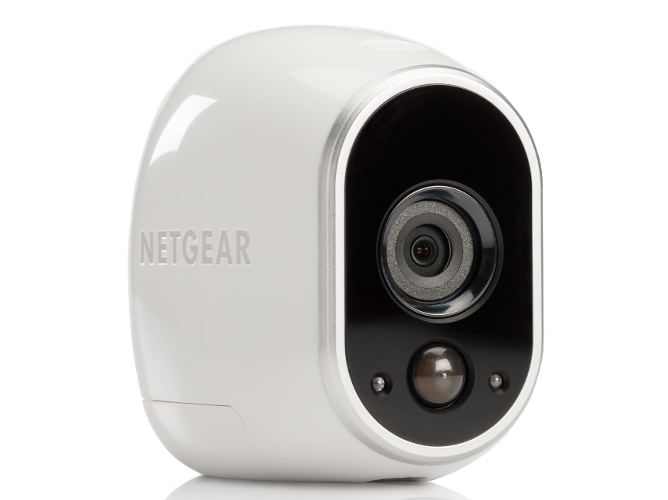 C mara de video vigilancia wireless hd netgear arlo kit 1 - Camara de video vigilancia ...