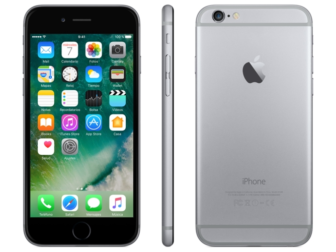 iphone 6 32 gb gris espacial   worten