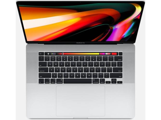 MacBook Pro 16 2019 APPLE MVVL2Y/A (16'', Intel Core i7, RAM: 16 GB, 512 GB SSD, AMD Radeon Pro 5300M)