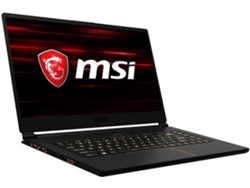 Portátil Gaming 15.6'' MSI GS65 Stealth Thin 8RE-604XES (i7, RAM: 16 GB, Disco duro: 1 TB SSD)
